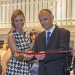 L'arredo tavola di Villeroy & Boch festeggia con Ad Mirabilia il nuovo look dello storico negozio monomarca milanese.