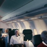 Turkish Airlines lancia il nuovo spot pubblicitario con l'attore Morgan Freeman