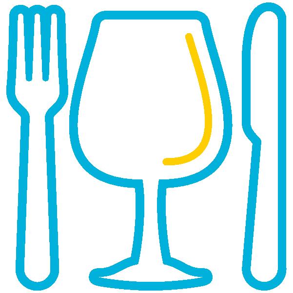 Food & Beverage - icon - ad Mirabilia