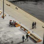 Con Vestre lo urban design norvegese in scena alla Milano Design Week