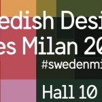 "La svezia di ""Swedish design goes Milan"" torna al Salone Internazionale del Mobile con il concetto #SWEDENMINGLE"