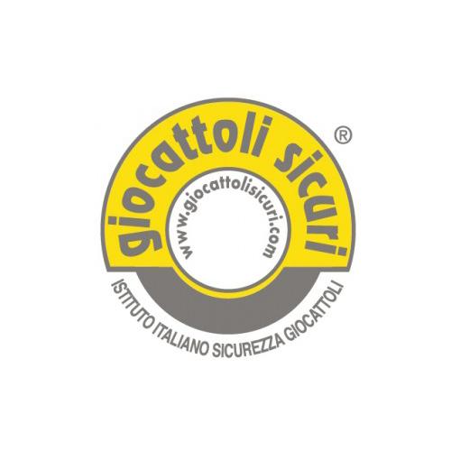 AD MIRABILIA - Logo Giocattoli Sicuri