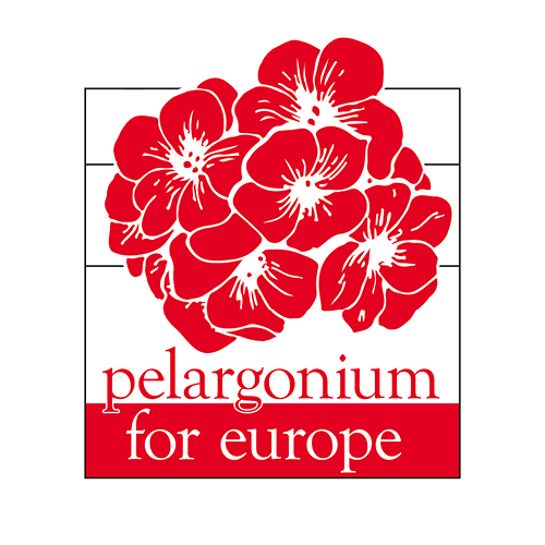 AD MIRABILIA - Logo Pelargonium For Europe