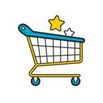 ad Mirabilia - Icona Retail e e-commerce | Retail e e-commerce icon